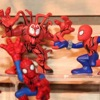 Toy Fair 2008: Hasbro's Super Hero Squad Spider-Man Photos